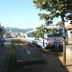Trains gare Ajaccio
