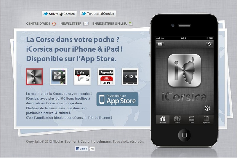 Rencontres application iphone