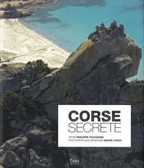 """La couverture de """"La Corse secrète"""", publié aux éditions Tania."""