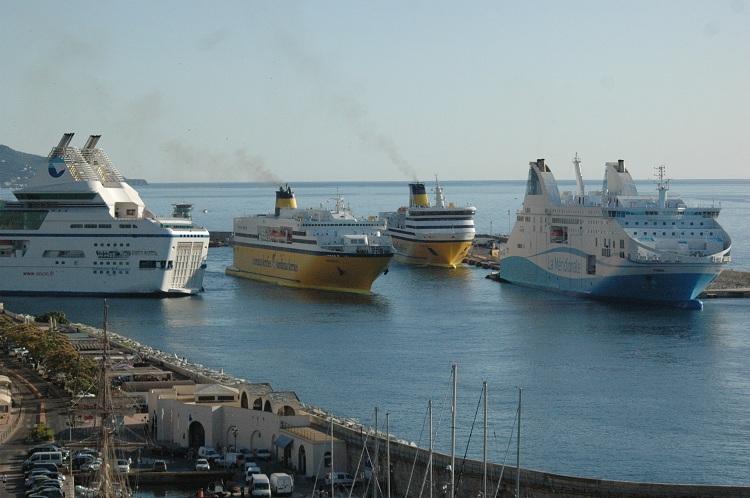 Le Port De Bastia Pourrait Atteindre La Saturation