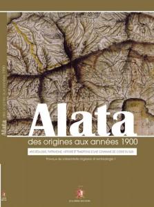"""Le couverture de l'ouvrage """"Alata, des origines à 1900""""."""