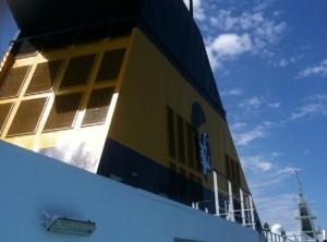 Corsica Ferries a déposé un recours au tribunal administratif de Bastia. (copyright Mas & Ratti)