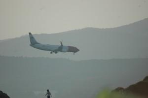 Le nombre de passagers empruntant l'avion est croissant depuis plusieurs mois en Corse (copyright Mas & Ratti)
