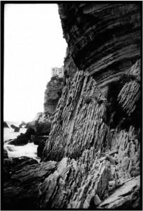 Bonifacio, une des photos exposées à Bastia (copyright)