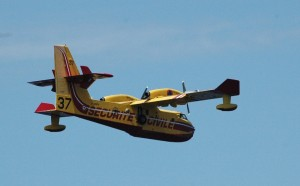 On espère ne pas voir les Canadairs dans le ciel de Corse pour lutter contre les incendies. (Copyright Mas & Ratti)