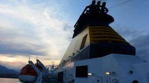 Le trafic maritime continue de se tasser en ce début de saisn, comme durant la saison 2013. (Copyright Mas & Ratti)