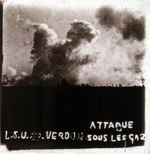 """Un des documents présentés lors de l'exposition: une """"vue stéréoscopique"""". (© photographe anonyme / Collection Centre Méditerranéen de la Photographie)"""
