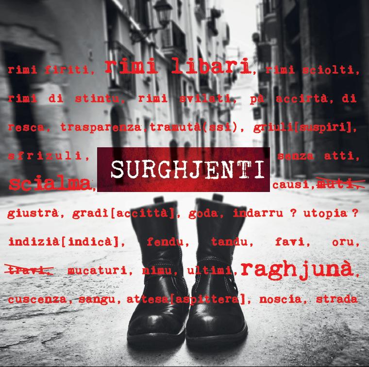Le nouvel album du groupe corse Surghjenti .
